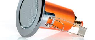 Monitor Audio CPC120 — Лампочка? Нет, колонка!