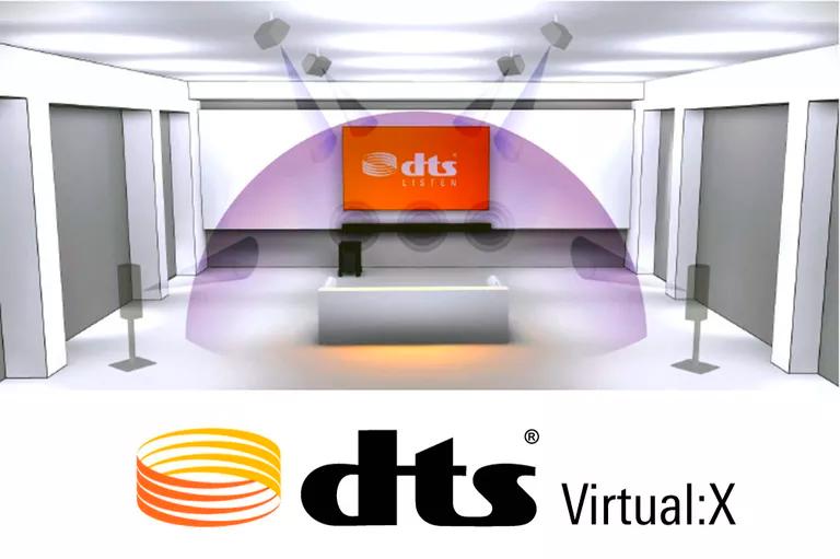 DTS Virtual X