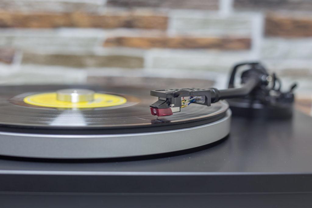 Головка звукоснимателя от Audio-Technica AT-LP5