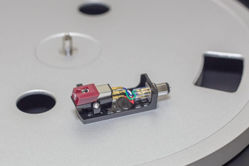 Шел и головка звукоснимателя Audio-Technica AT95x