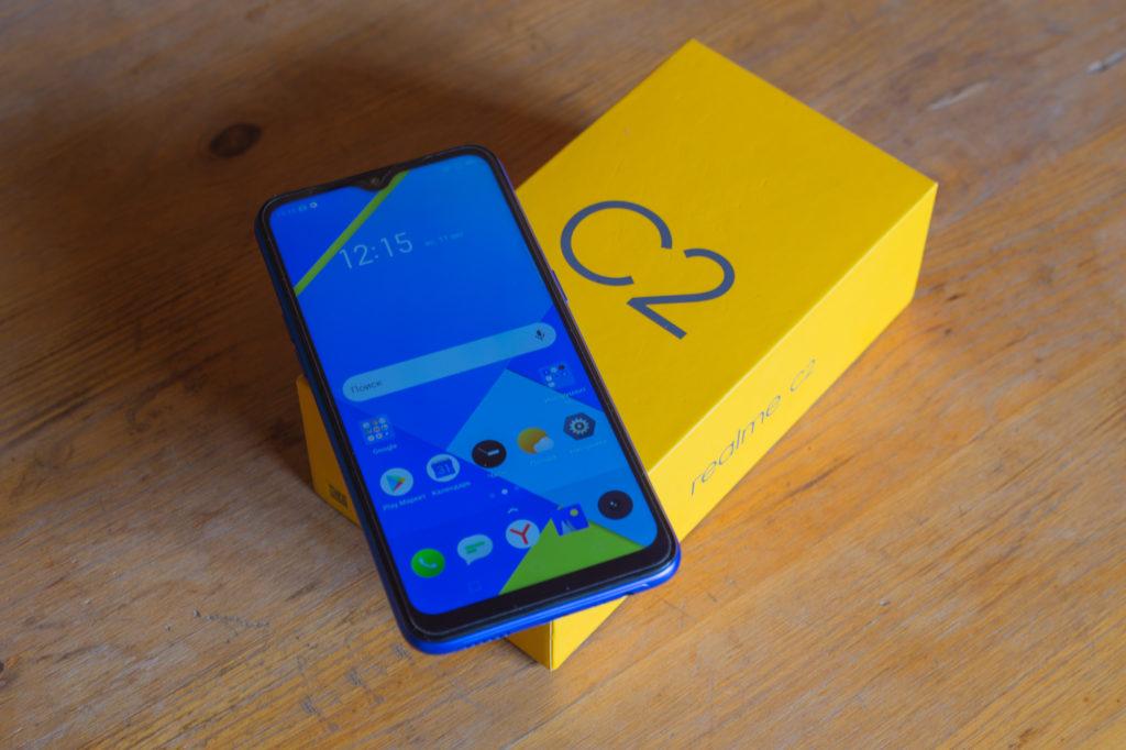 Обзор Realme C2: чуть больше чем бюджетный телефон