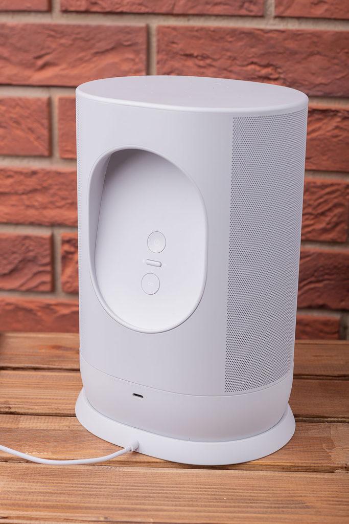 Sonos Move в подставке - зарядке