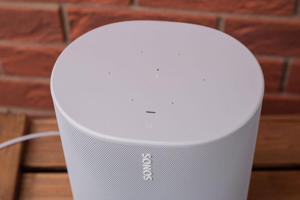 Управление Sonos Move