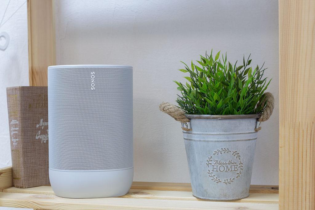 Sonos Move в интерьере