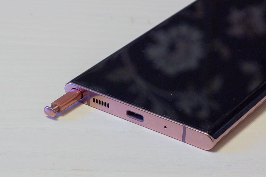 Стилус Samsung Galaxy Note 20 Ultra
