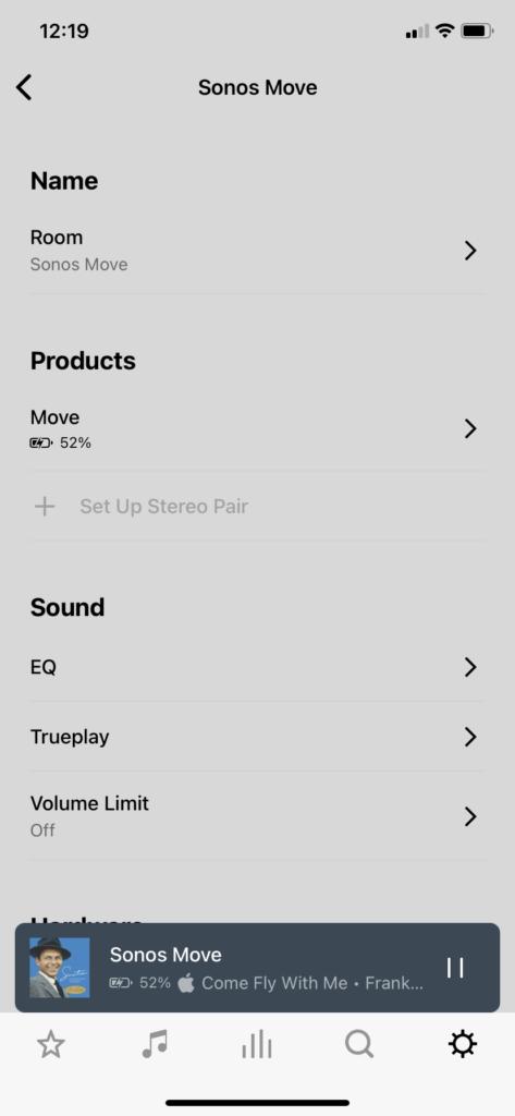 Sonos Move - обзор первой bluetooth колонки бренда