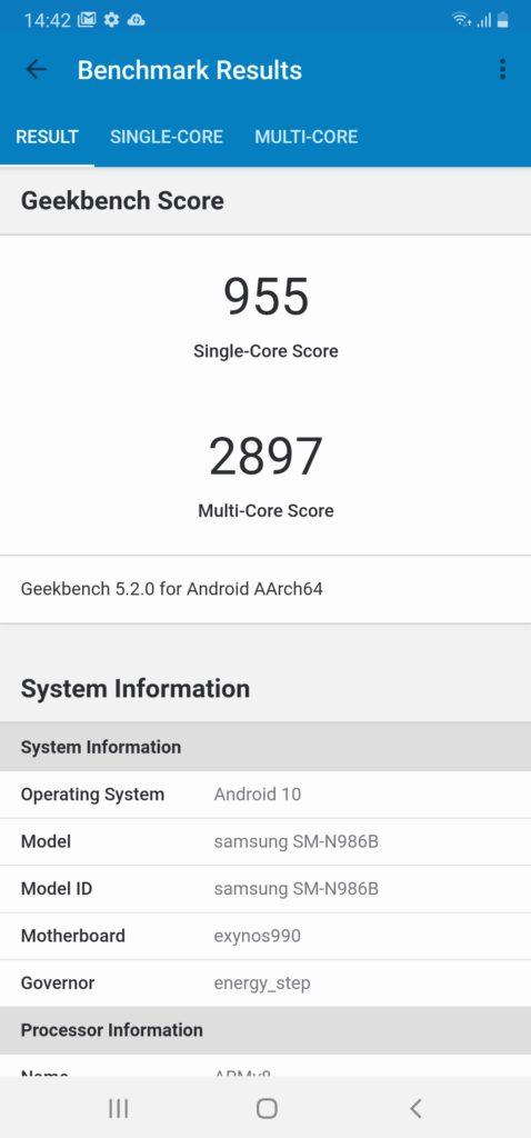 Обзор Samsung Galaxy Note 20 Ultra - инновационный смартфон