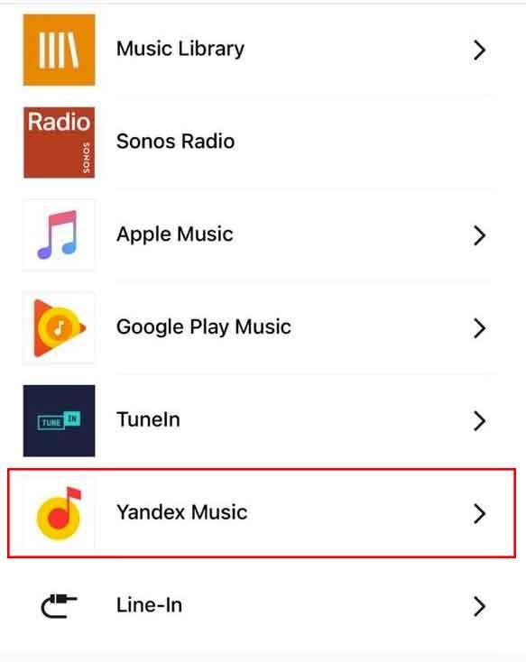 Sonos One теперь и с Яндекс.Музыкой