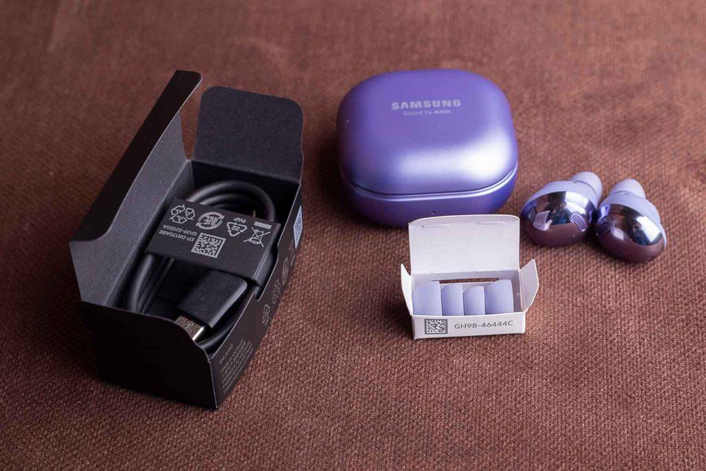 Комплектация Samsung Galaxy Buds Pro