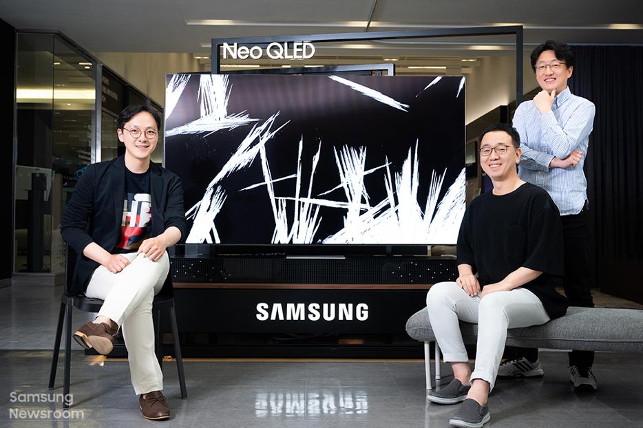 Технологии звука в ТВ Samsung Neo QLED 8K